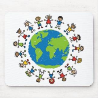 Alle Kinder der Welt 2 Mauspad