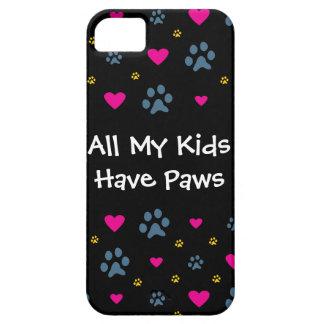 Alle meine Kind-Kinder haben Tatzen Hülle Fürs iPhone 5