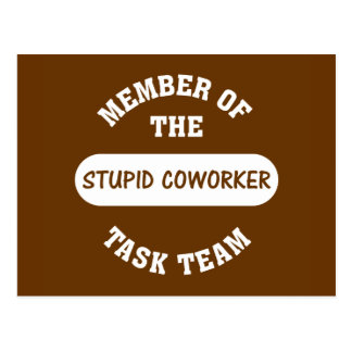 Dumme Mitarbeiter