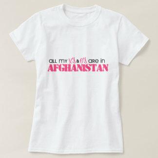 Alle meine x und O sind in Afghanistan T-Shirt