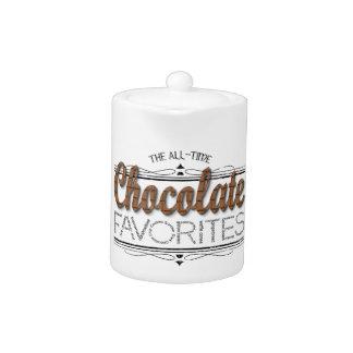 Alle Schokoladen-Lieblinge
