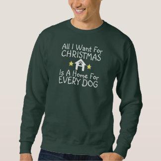 Alle will ich Sweatshirt