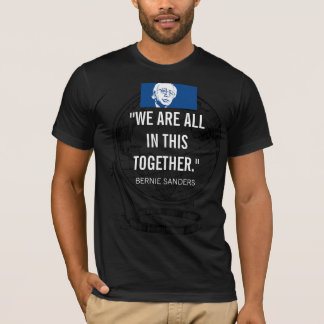 ALLE WIR SIND DIESBEZÜGLICH ZUSAMMEN T-Shirt