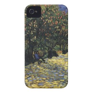 Allee mit Kastanienbäumen bei Arles - Van Gogh iPhone 4 Cover