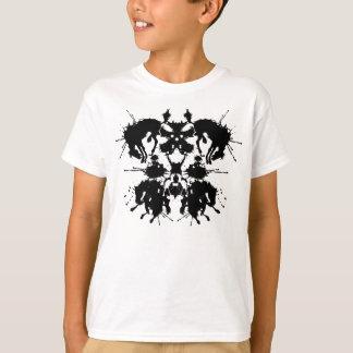 ALLEE-ZENTRALE DER JUNGEN-RORSCHACH T-Shirt