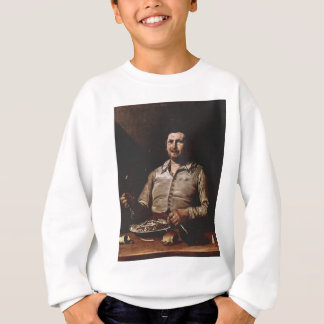 Allegorie des Geschmacks durch Jusepe de Ribera Sweatshirt