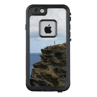 Alleine Zahl auf einer Klippe LifeProof FRÄ' iPhone 6/6s Hülle
