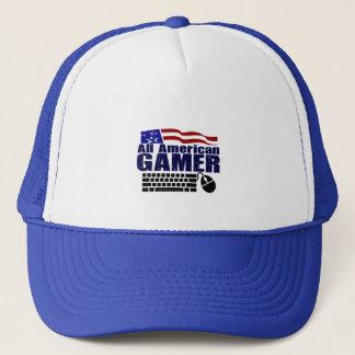 Aller amerikanische Gamer Truckerkappe