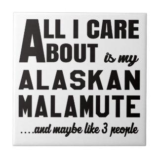 Aller i-Sorgfalt ist ungefähr mein alaskischer Keramikfliese