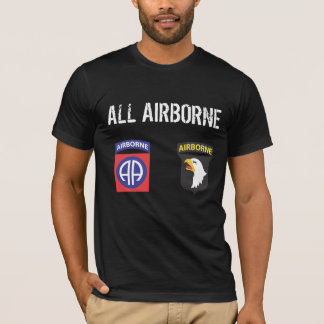 Aller im Flugzeug T - Shirt