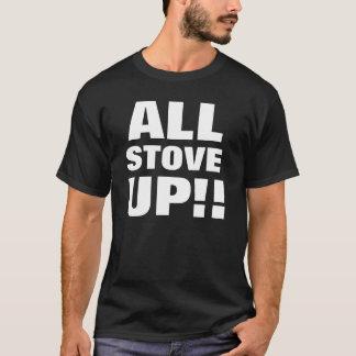 ALLER OFEN OBEN! T-Shirt
