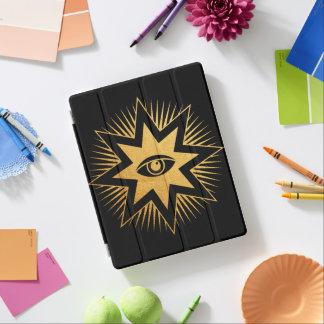 Aller sehende Augen-Freimaurerfreimaurer-Symbol iPad Hülle
