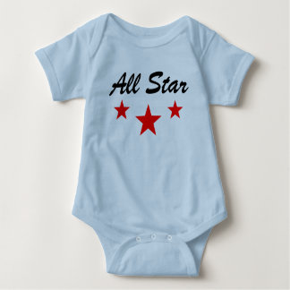 Aller Sternbaby Jersey, Bodysuit, Shirt