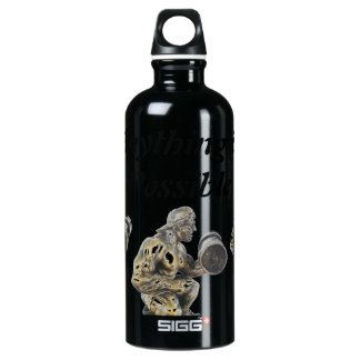 Aller von möglichem Weightlifting Wasserflasche