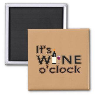 Aller Wein, ständig Magnets
