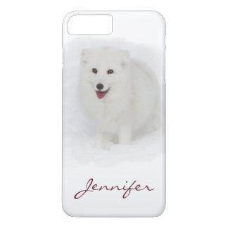 Aller weiße arktische Fox iPhone 8 Plus/7 Plus Hülle