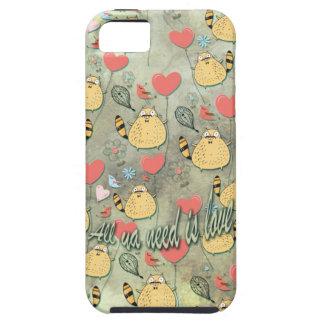 Aller ya Bedarf ist Liebe. durch erschrockene iPhone 5 Schutzhüllen