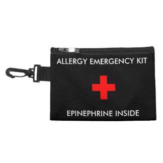 Allergie-Notausrüstungs-Zusatz-Beutel