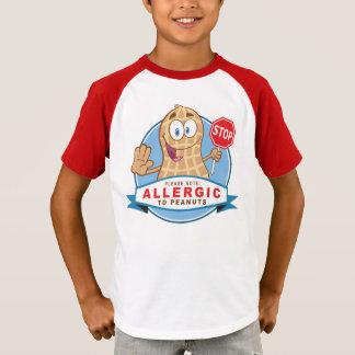 Allergisch zu den Erdnüssen T-Shirt
