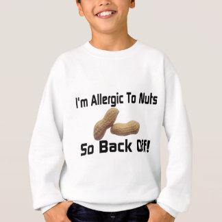 Allergisch zu den Nüssen Sweatshirt