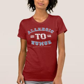 Allergisch zum Spaß (für die Damen) T-Shirt