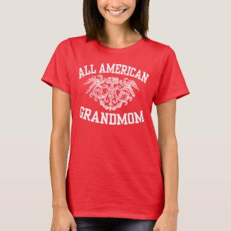 Alles AMERIKANISCHE GRANDMOM T-Stück T-Shirt