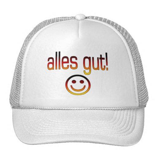 Alles Darm! Deutsche Flaggen-Farben Kult Cap