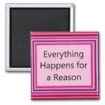 Alles geschieht für einen Grund-Magneten