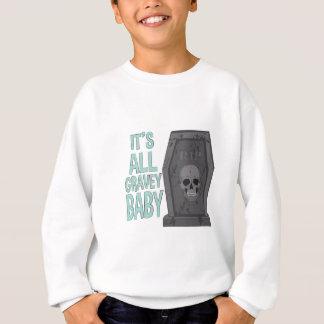 Alles Gravey Baby Sweatshirt