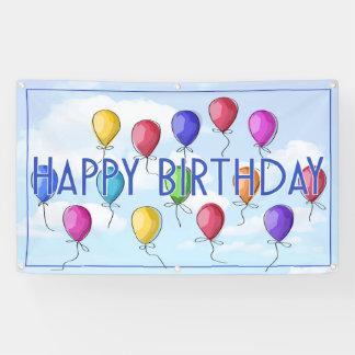 Alles Gute zum Geburtstag 2 Banner