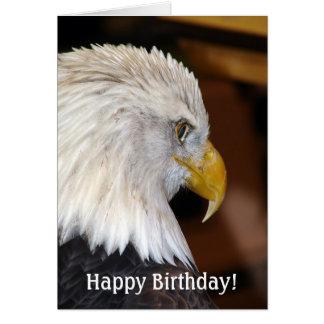 Alles Gute zum Geburtstag! Amerikanischer Grußkarte