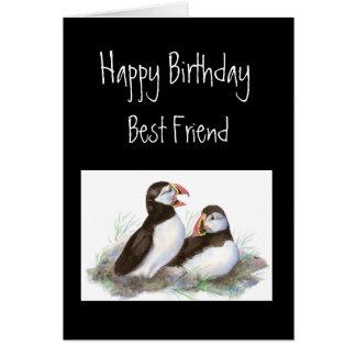 Alles Gute zum Geburtstag, bester Freund, Karte