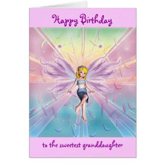 Alles Gute zum Geburtstag der Enkelin Karte