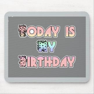 Alles Gute zum Geburtstag! Fertigen Sie Produkt Mousepad