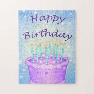 Alles Gute zum Geburtstag Foto Puzzle