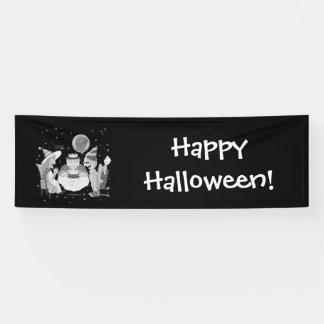 Alles Gute zum Geburtstag Frankie (black&white) Banner