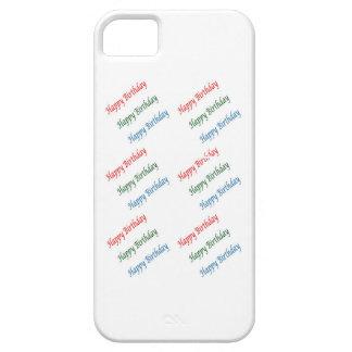 ALLES GUTE ZUM GEBURTSTAG HappyBirthday iPhone 5 Schutzhülle