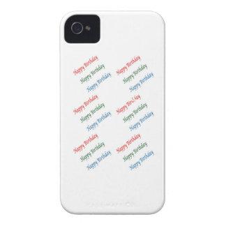 ALLES GUTE ZUM GEBURTSTAG HappyBirthday iPhone 4 Etuis