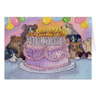 Alles Gute zum Geburtstag! Hoffnung erhalten Sie Karte