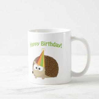 Alles Gute zum Geburtstag! Igel Kaffeetasse