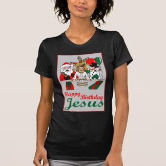Alles Gute zum Geburtstag Jesus T-Shirt