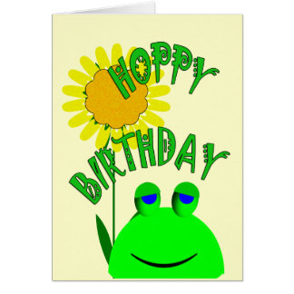 Alles Gute zum Geburtstag Karte