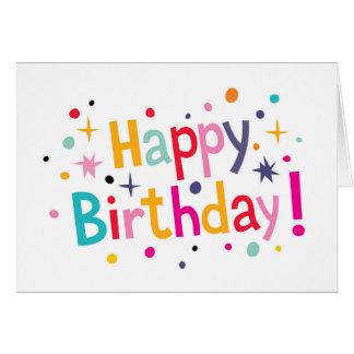Alles Gute zum Geburtstag Grußkarten