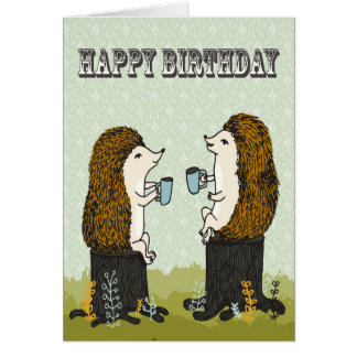 Alles Gute zum Geburtstag - Karte