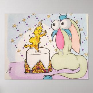 Alles Gute zum Geburtstag Magog! Poster