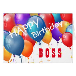 Alles Gute Zum Geburtstag Chef Karte Hylen Maddawards Com