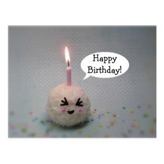 Alles Gute zum Geburtstag Onigiri - Postkarte
