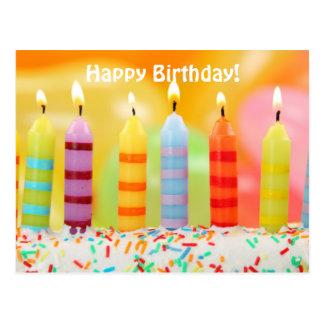 Alles Gute zum Geburtstag Postkarte