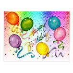 Alles Gute zum Geburtstag - Postkarte