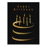 Alles Gute zum Geburtstag! Postkarte